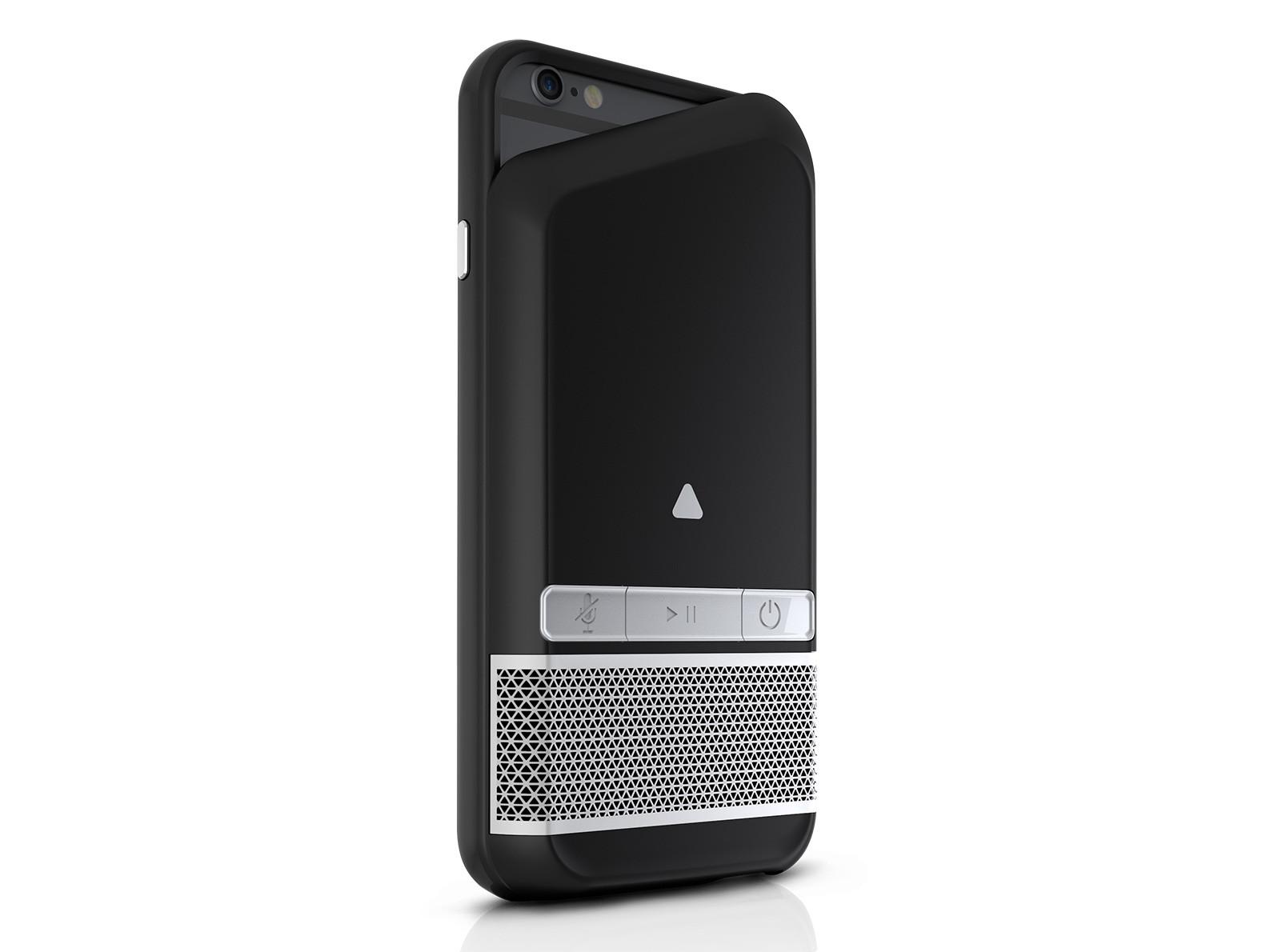 Zagg Speaker Case CES 2015