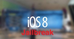 iOS 8 jailbreak record