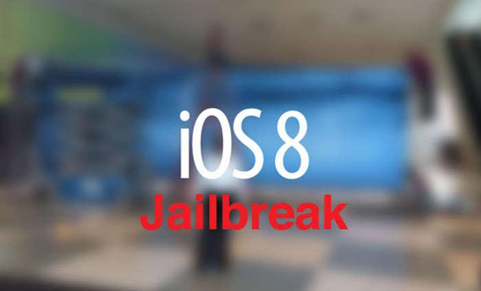 iOS 8 jailbreak record