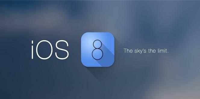 iOS 8 probleme