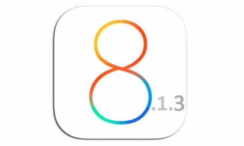 iOS 8.1.3 lansare