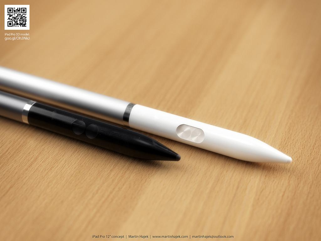 iPad Pro stylus concept 1