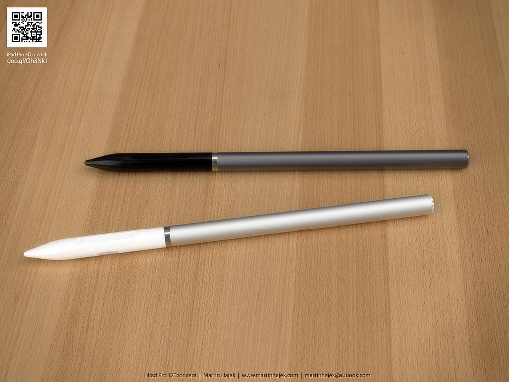 iPad Pro stylus concept 6
