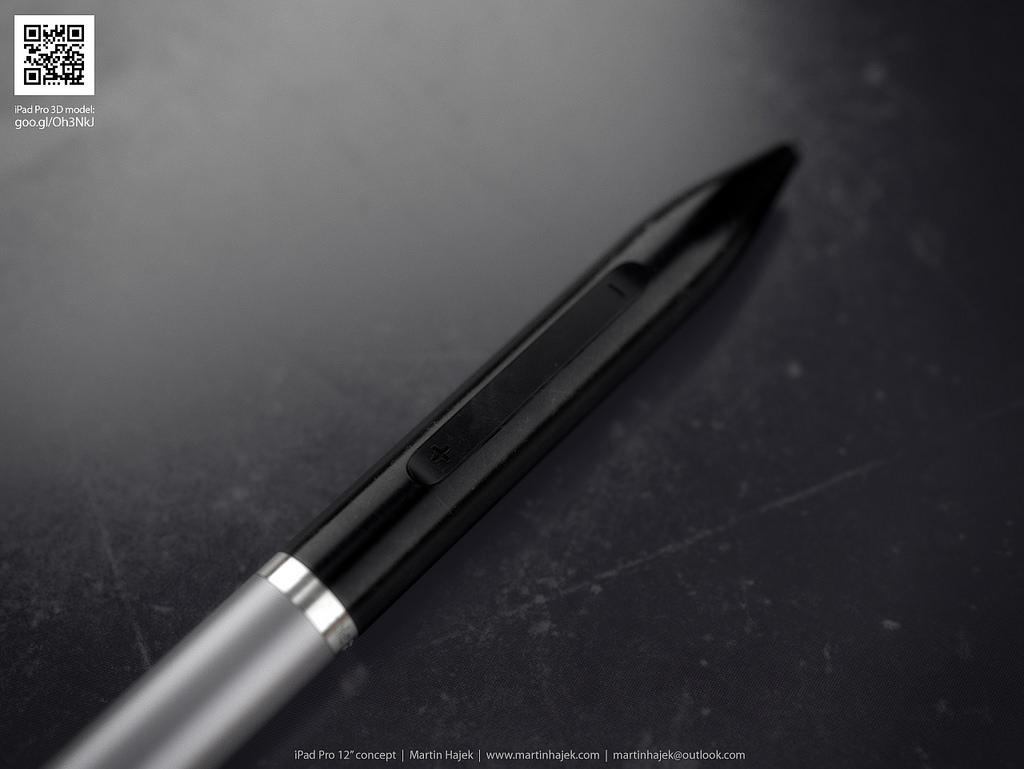 iPad Pro stylus concept 7