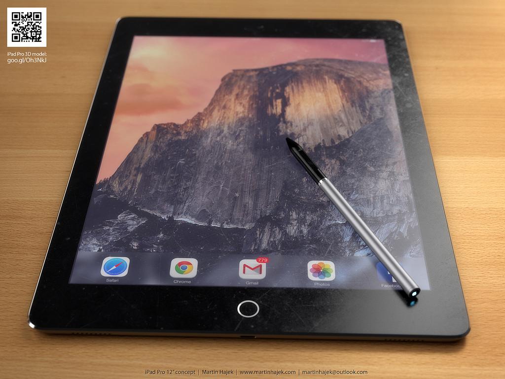 iPad Pro stylus concept 8