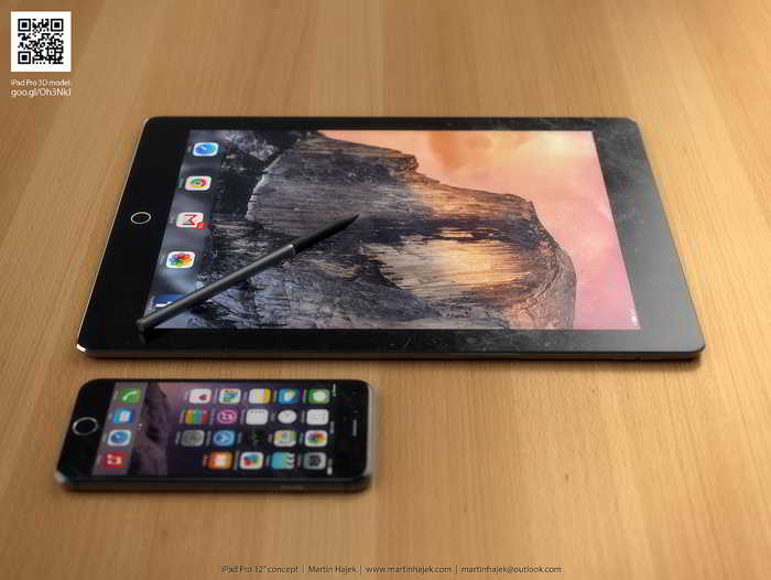 iPad Pro stylus concept 9