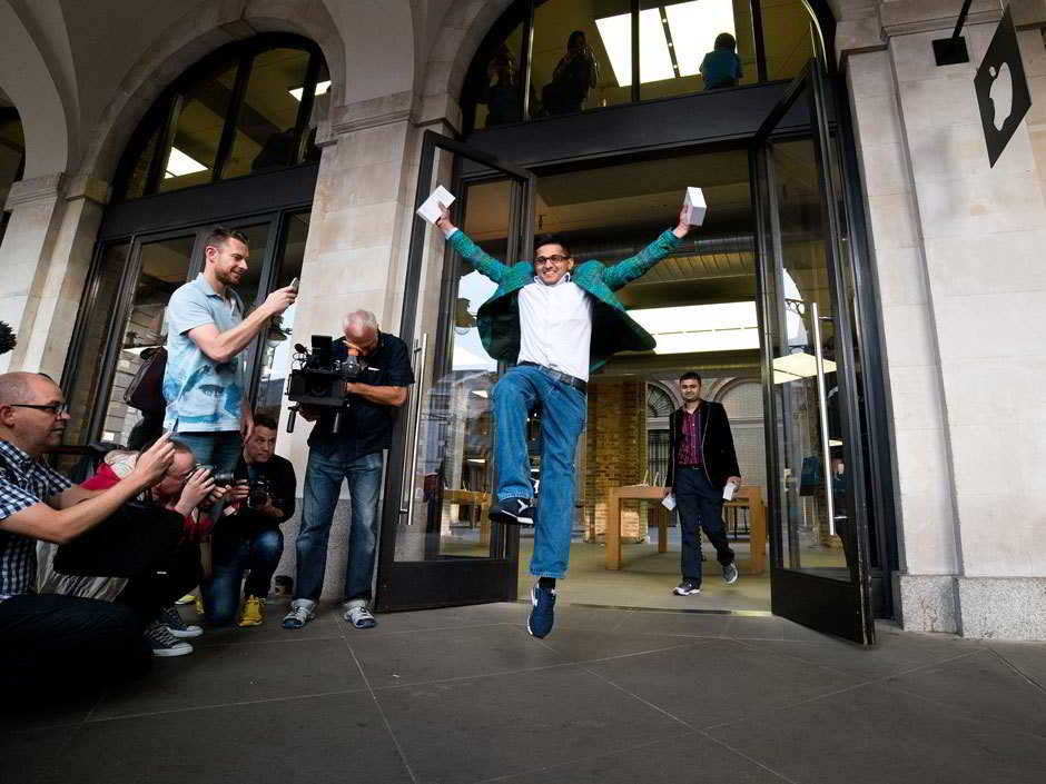 iPhone 6 succes