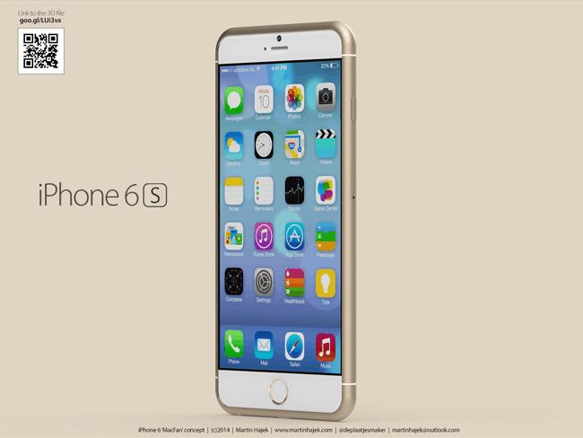 iPhone 6S 2 GB RAM