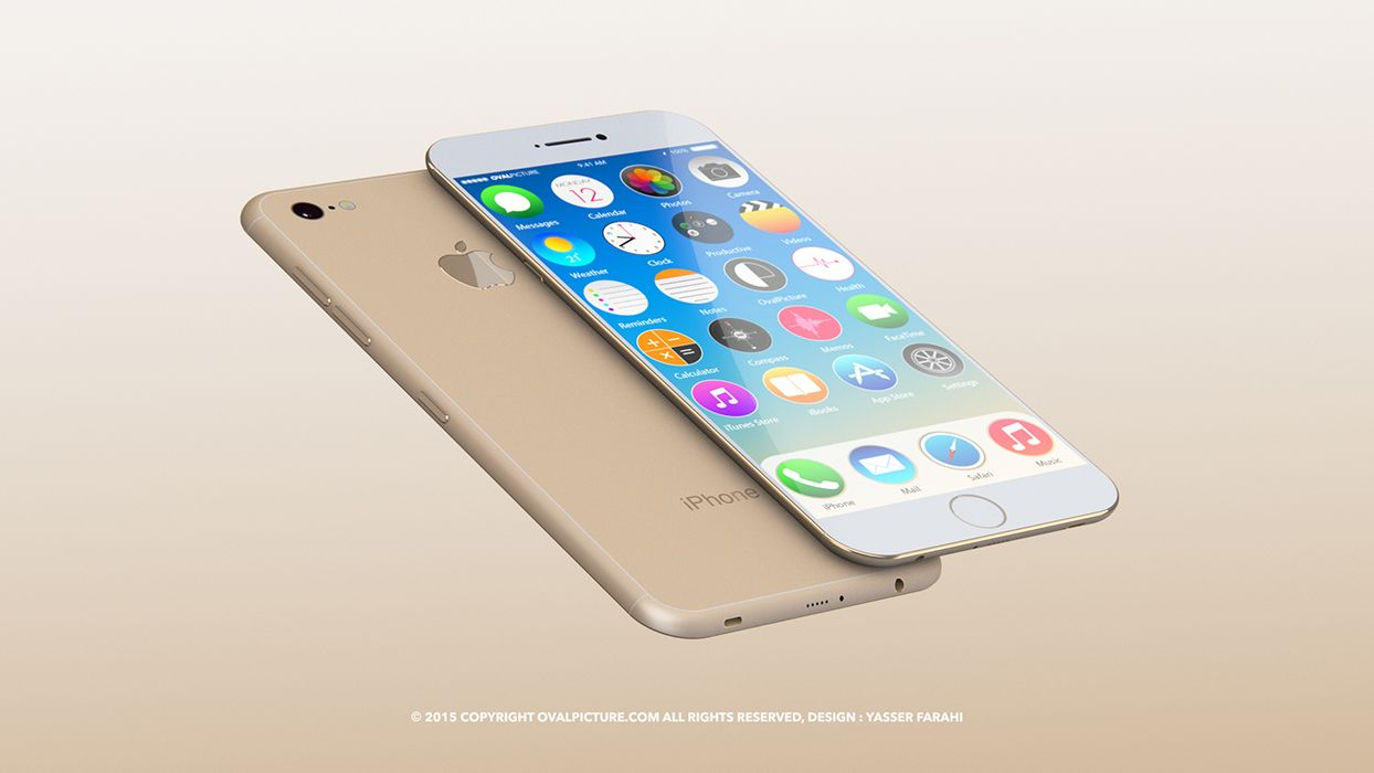 iPhone 7 concept 3