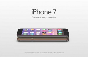 iPhone 7 concept feat