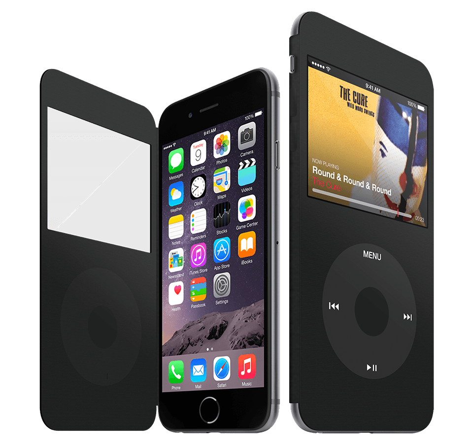 iPod Touch iPod Classic concept 1