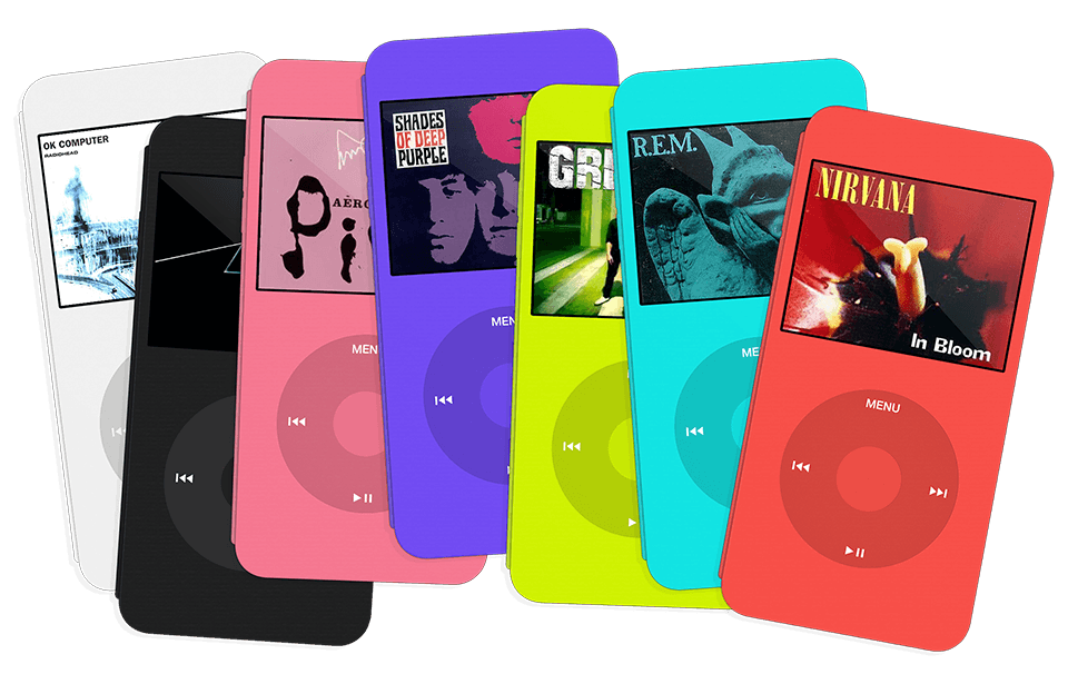 iPod Touch iPod Classic concept 5