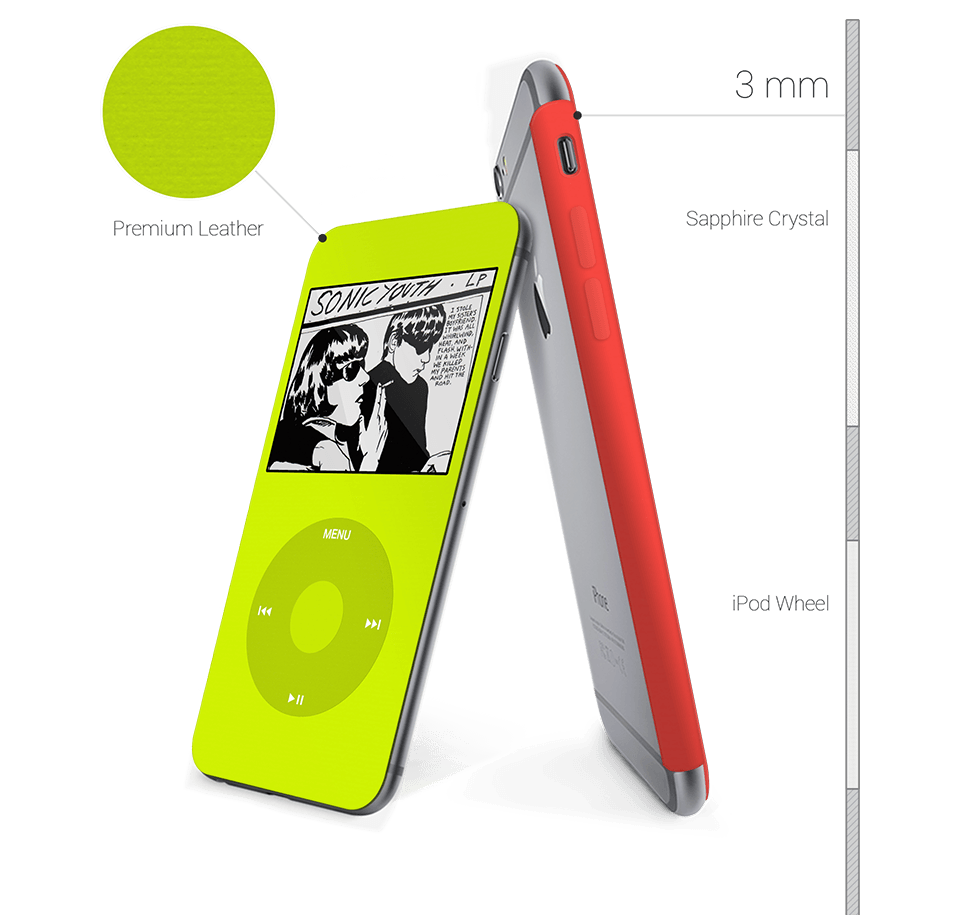 iPod Touch iPod Classic concept 6