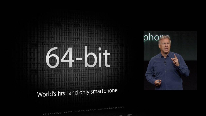 iphone 64 biti