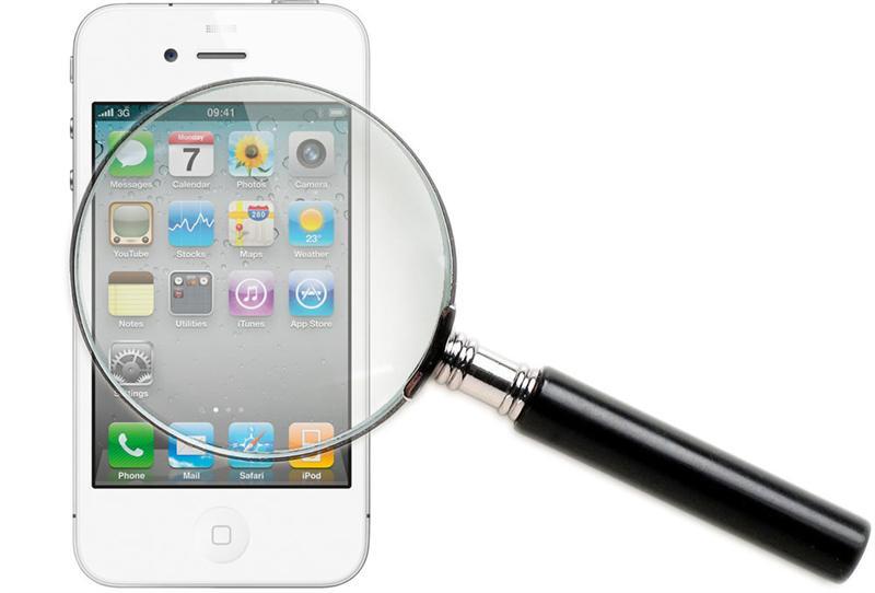 spionare iphone