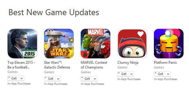 Actualizari bune pentru jocuri
