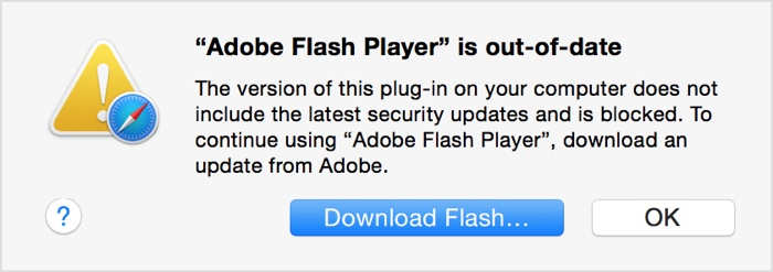 Adobe Player actualizare fortata