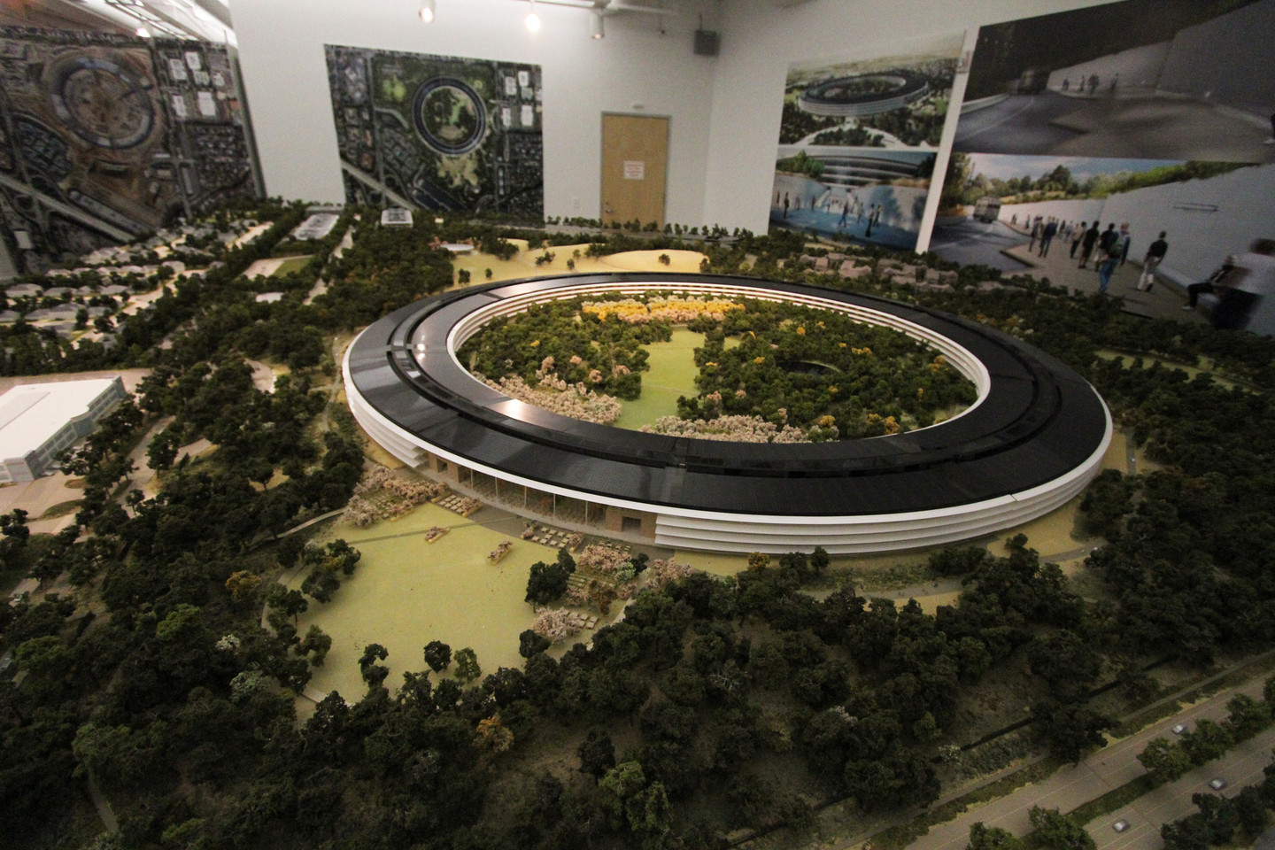 Apple Campus sol 5