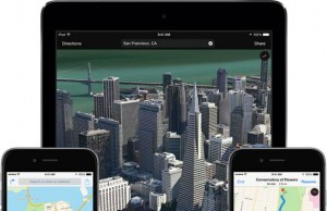 Apple Maps Flyover iOS 8