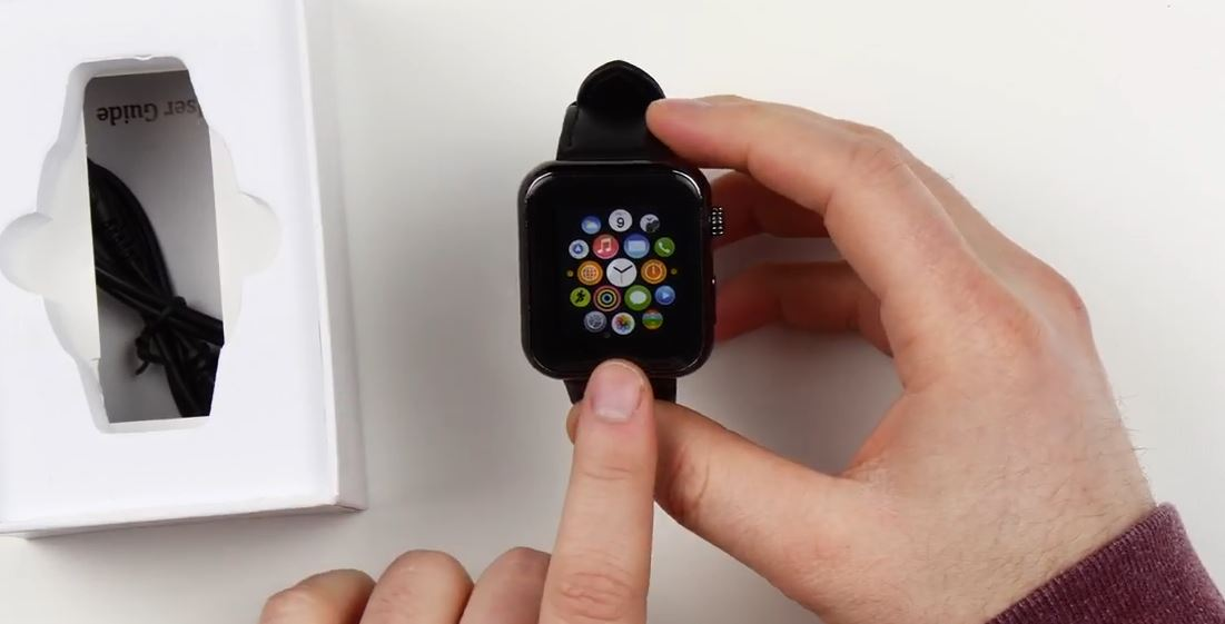 Apple Watch fals