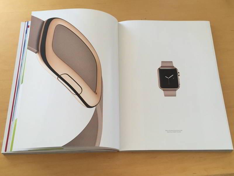 Apple Watch revista Vogue 2