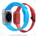 Apple Watch vs Pebble Watch 2
