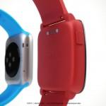 Apple Watch vs Pebble Watch 4