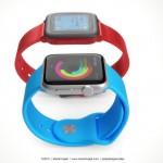 Apple Watch vs Pebble Watch 5