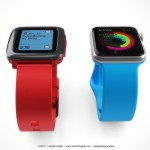 Apple Watch vs Pebble Watch 6
