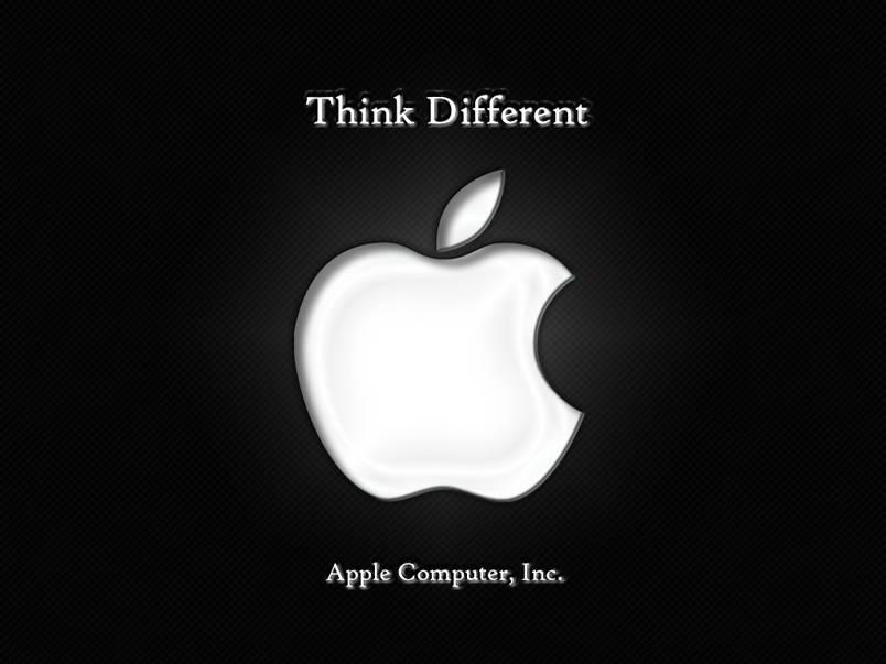 Apple gandeste diferit
