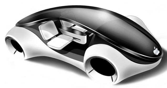 Apple iCar masina