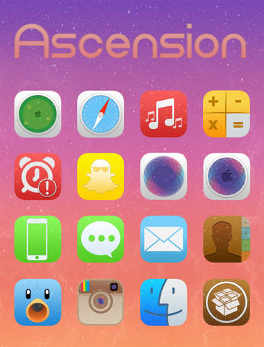Ascension HD iPad