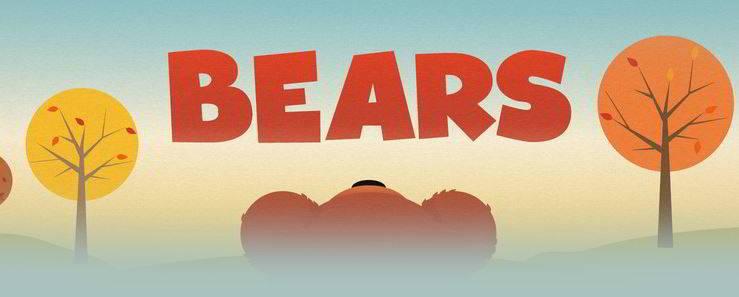 Bears aplicatii copiii
