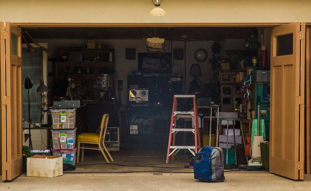 Garaj familie Jobs