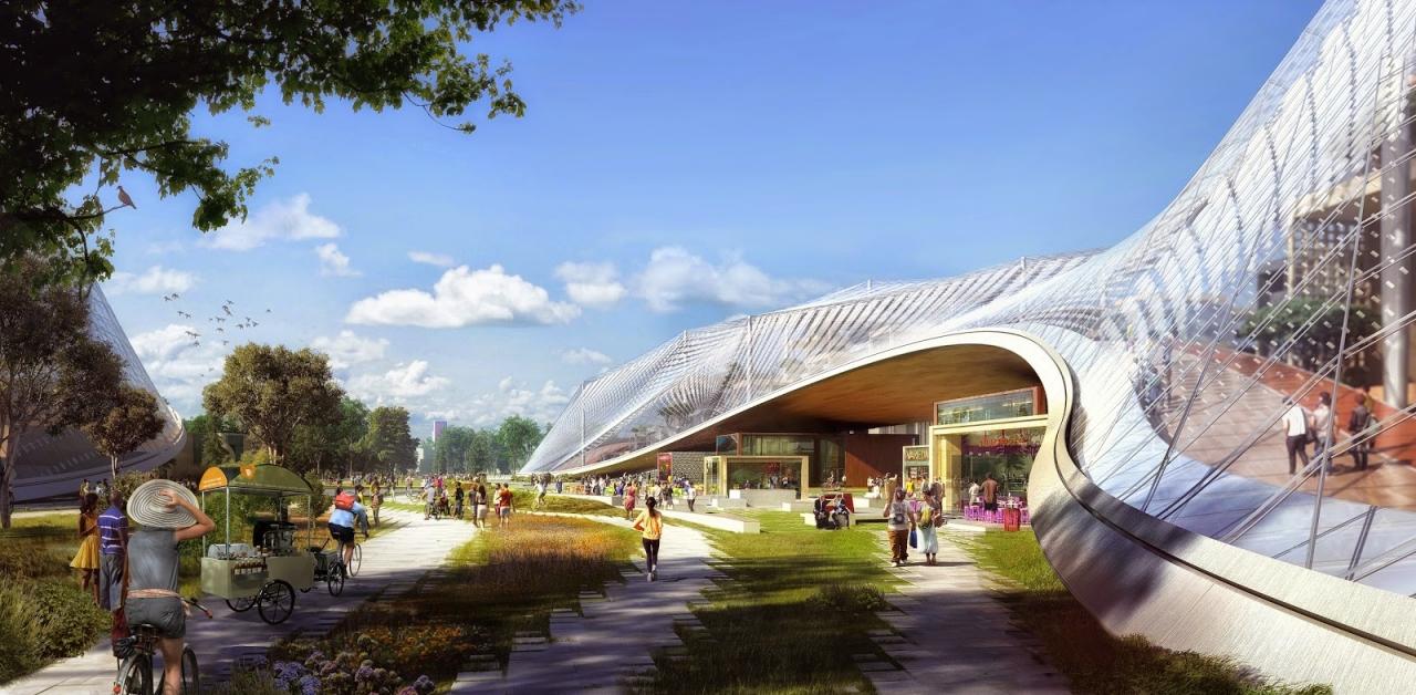 Google Campus modern 1