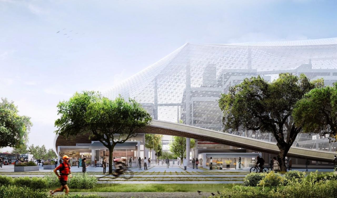Google Campus modern 2