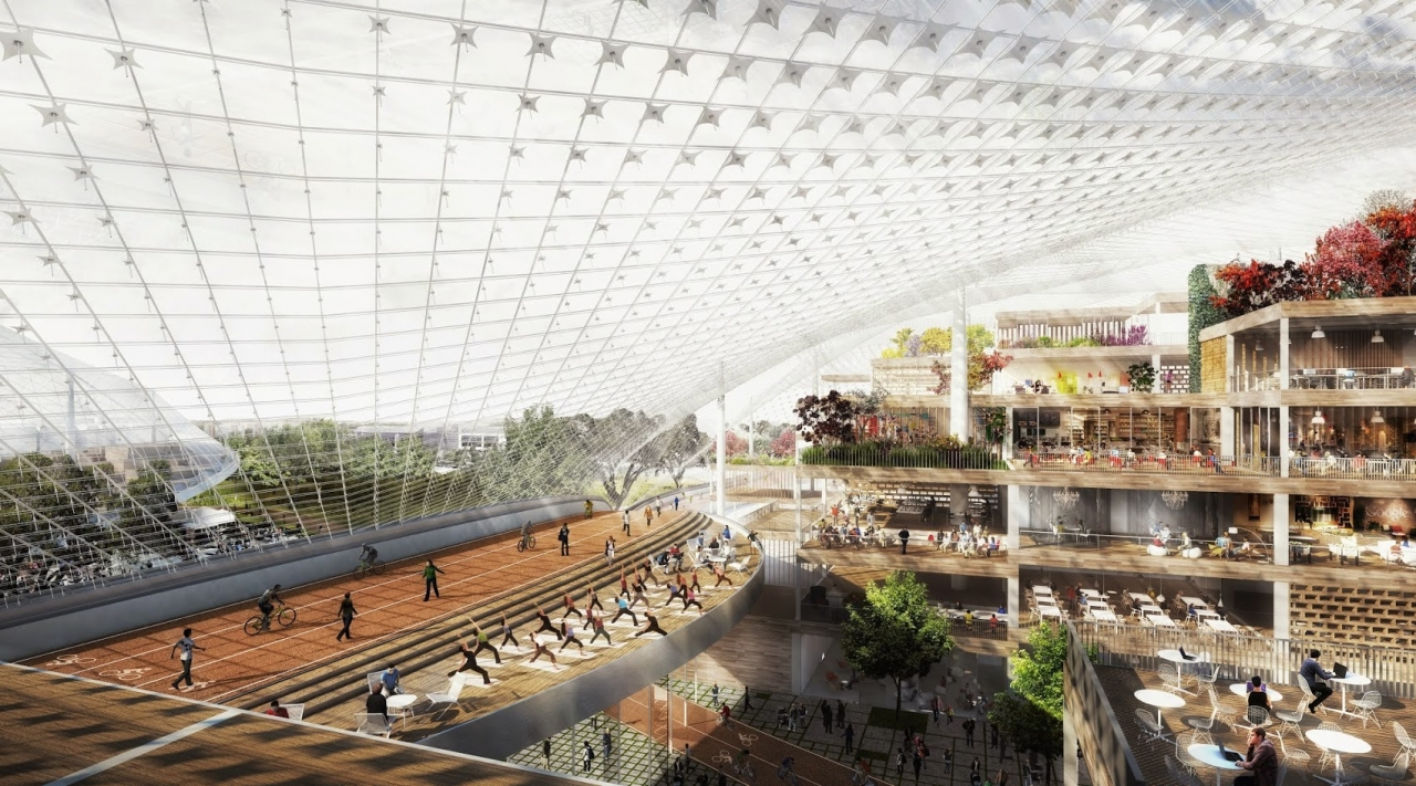 Google Campus modern 4