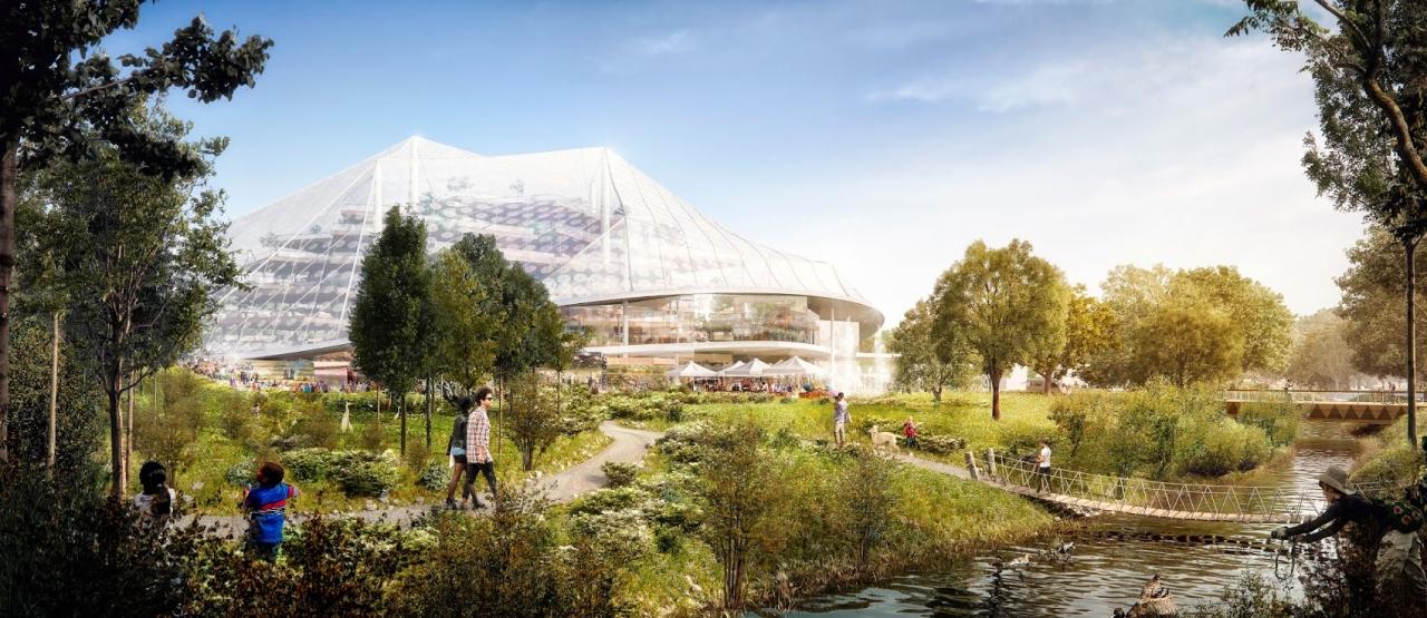 Google Campus modern 5