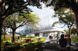 Google Campus modern feat