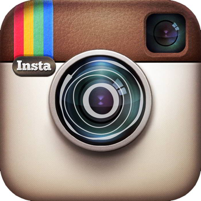 Instagram iconita aplicatie