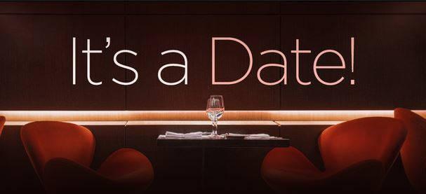 Its a date