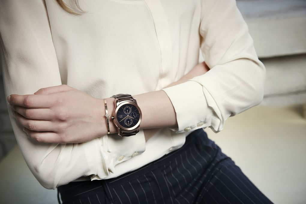 LG Watch Urbane 5