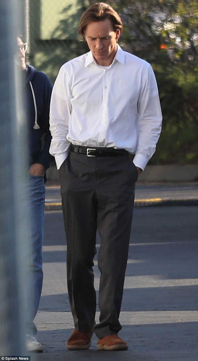 Michael Fassbender Steve Jobs rol