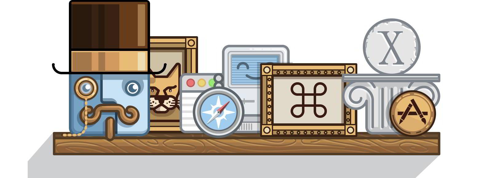 OS X istorie ilustrata