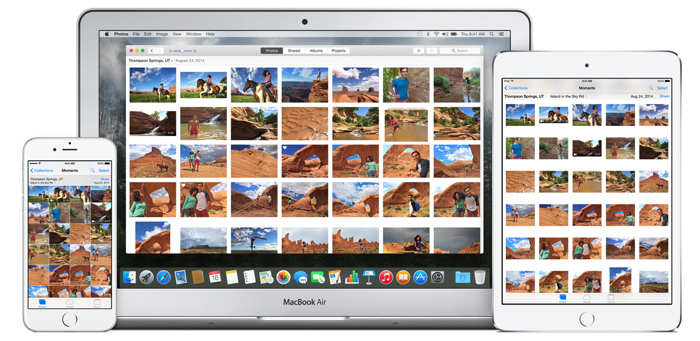 Photos OS X Yosemite