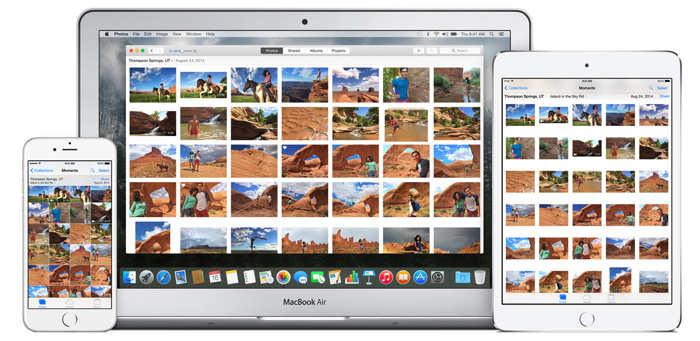 Photos OS X Yosemite