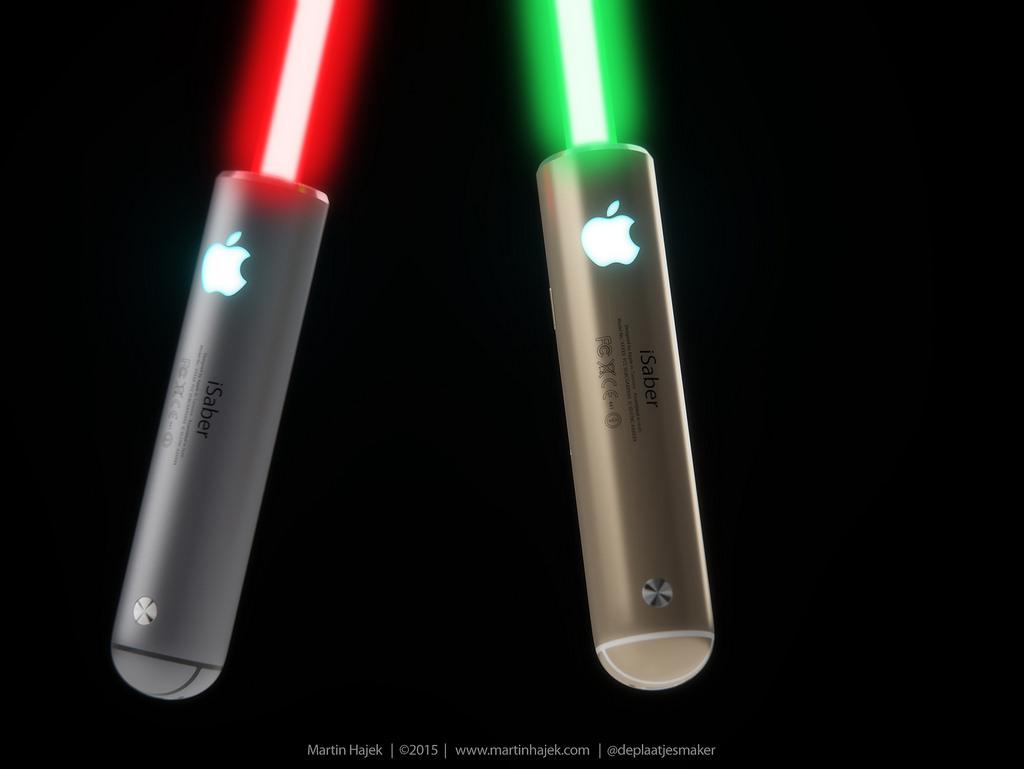 Sabie laser Apple 10