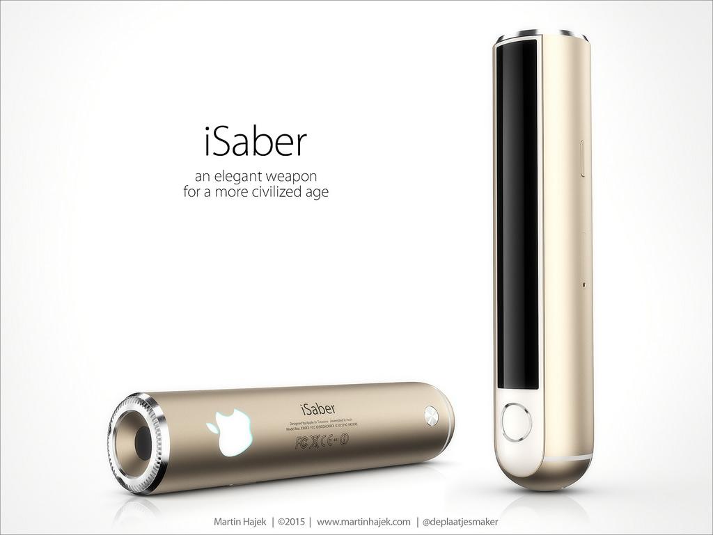 Sabie laser Apple 12