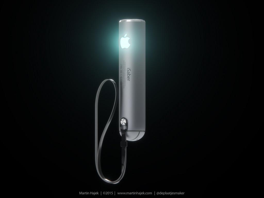 Sabie laser Apple 6