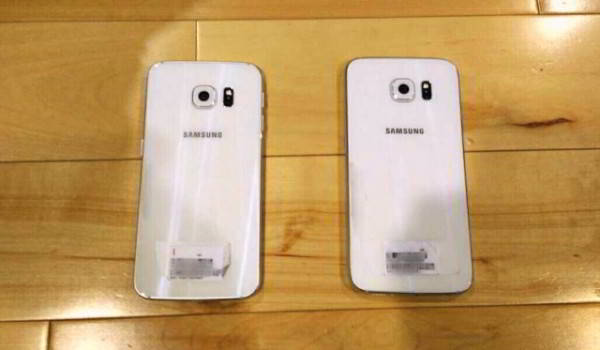 Samsung Galaxy S6 Samsung Galaxy Edge 1